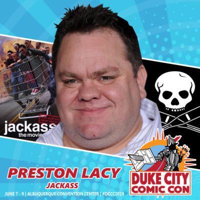 Preston Lacy